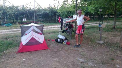 Suntrip - Bernard Cauquil - Arrivée